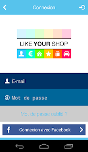 Like Your Shop Capture d'écran