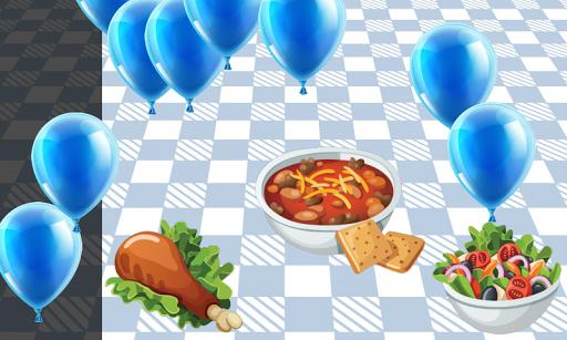 【免費教育App】食物的孩子 遊戲為幼兒  教育遊戲 !-APP點子