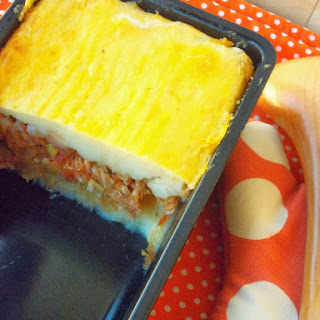 Tuna and Leek Pie
