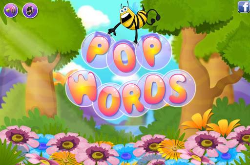 學習英語單詞泡泡