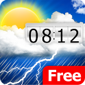 Weather & Clock - Meteo Widget icon