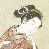 "Suzuki Harunobu ""Fairies"" #1"