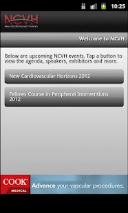 NCVH Mobile - screenshot thumbnail