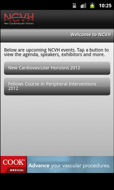 NCVH Mobile - screenshot