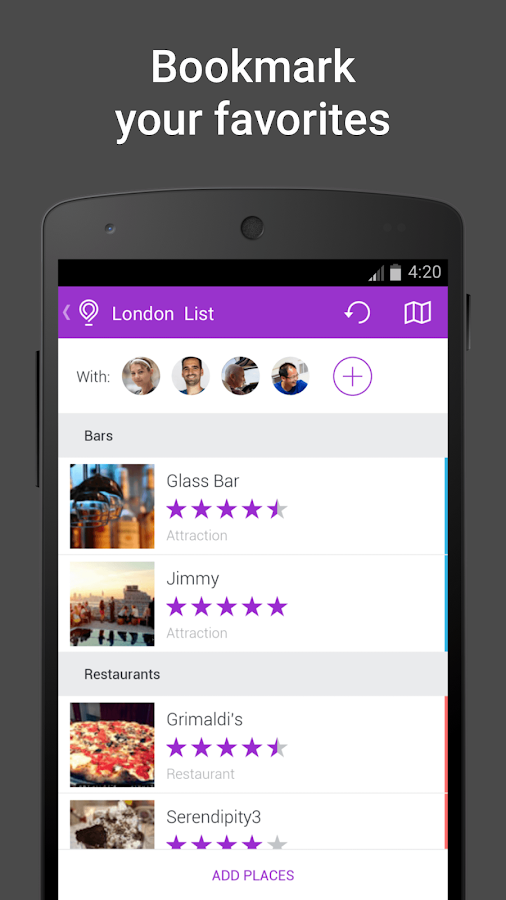 London City Guide - Gogobot - screenshot