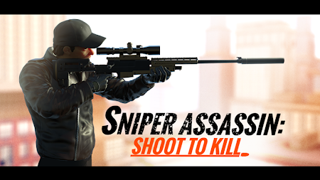 Sniper 3D Assassin: Free Games 1.6.2 screenshot 4768