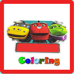 Chuggington coloring books 休閒 App LOGO-硬是要APP
