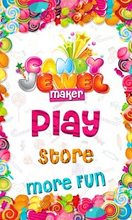 Jewel Candy Maker - screenshot thumbnail