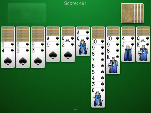 Spider Solitaire 1.3.4.24 screenshots 8