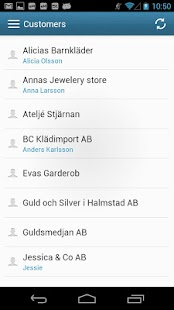 Visma eAccounting - screenshot thumbnail