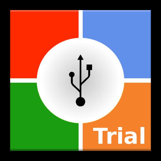 JS USB OTG Trial LOGO-APP點子