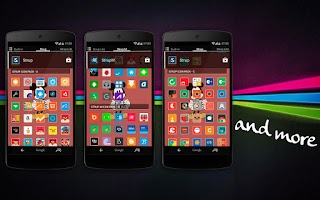 Screenshot of Strup - Icon Pack
