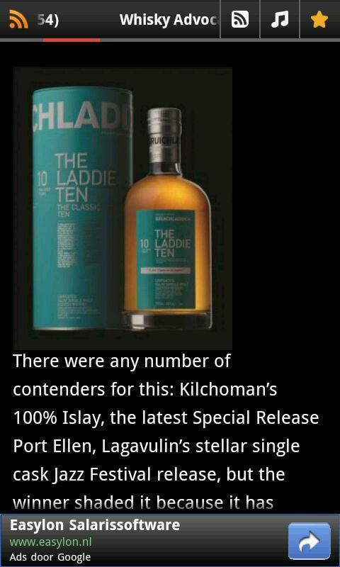Scottish Whisky News- screenshot