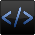 Syntax Highlighted Code Editor logo