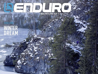 Enduro Mountainbike Magazine - screenshot thumbnail