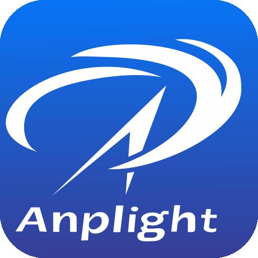 商業App|安普光(anplight) LOGO-3C達人阿輝的APP