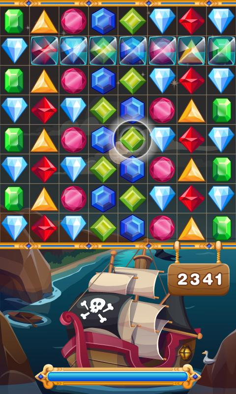 Jewels Puzzle - screenshot