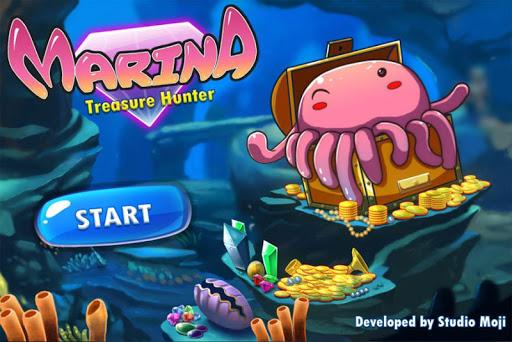 Marina - Treasure Hunter