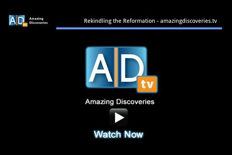Amazing Discoveries TV- screenshot