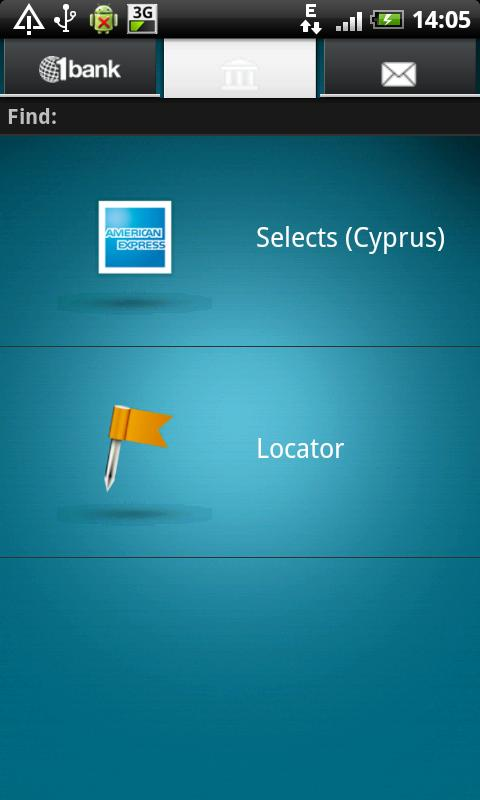 Bank Of Cyprus - screenshot