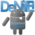 Brushed Chrome CM10 Theme Free