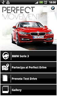 BMW Perfect Movement - screenshot thumbnail