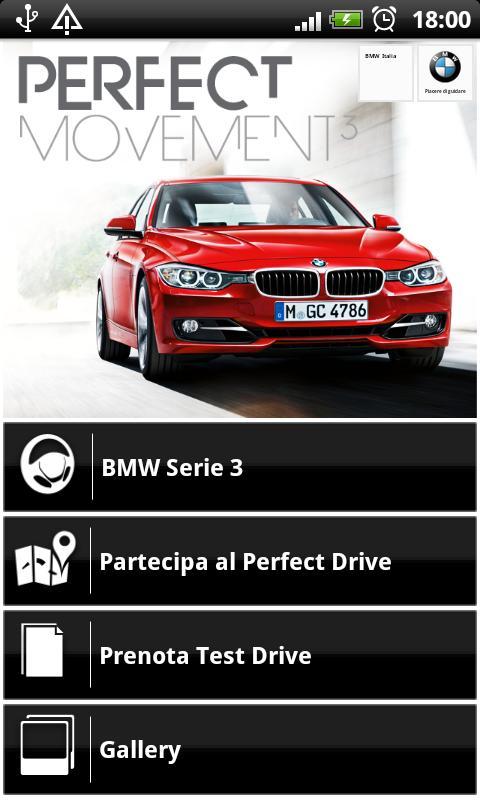 BMW Perfect Movement- screenshot