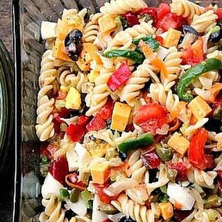Pasta Salad My Way.