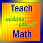 Teach Middle School Math icon