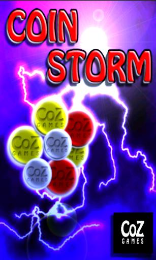 Coin Storm coin drop fun