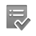 Aircraft Checklist icon