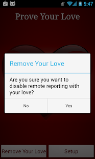 Prove Your Love - FREE - screenshot thumbnail