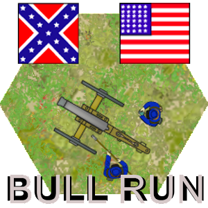 Wargame 1st Bull Run 1861 for PC and MAC