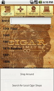 Cigar Unlimited - screenshot thumbnail