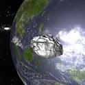 Meteor 3D Live Wallpaper logo