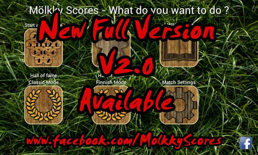 Molkky Scores Demo
