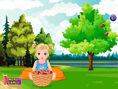 寶寶在自然烹飪遊戲