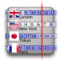 World Clock Widget (Trial) icon