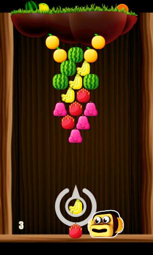水果泡泡龍