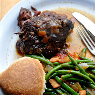 Alcatra – Portuguese Pot Roast in the Slow Cooker
