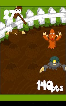 モグラ叩き - モグラの侵入のおすすめ画像4