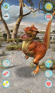 Talking Tyrannosaurus Rex - screenshot thumbnail