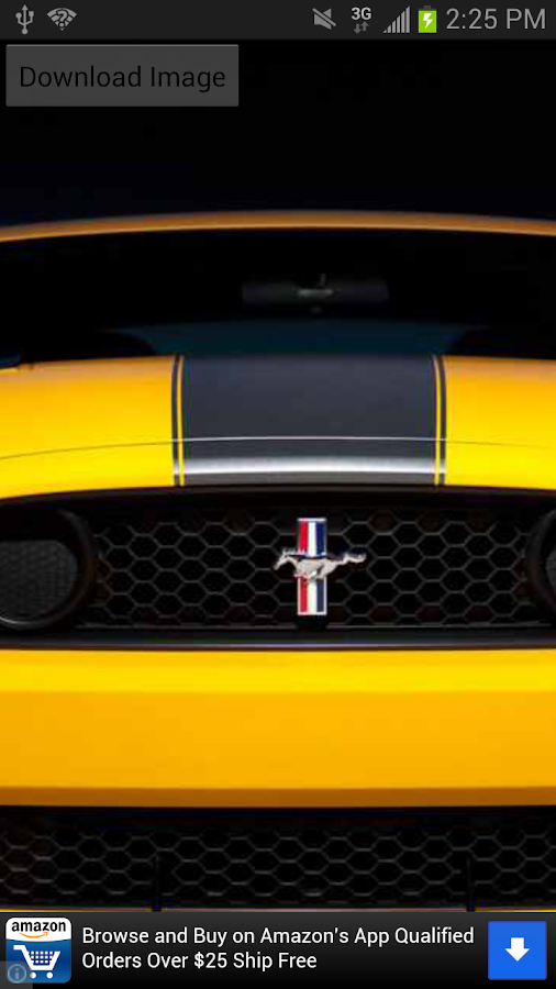 Ford Mustang Wallpapers - screenshot
