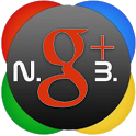Google Plus No Background icon