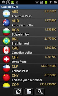 Currency converter plus - screenshot thumbnail