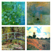 Monet Art Live Wallpaper