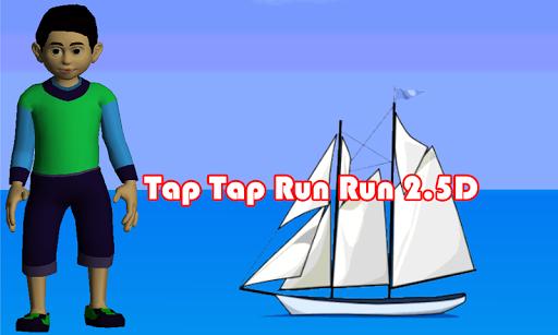 Tap Tap Run Run 2.5D