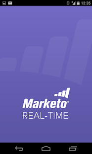 Marketo Real-Time screenshot