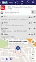 Screenshot of Bar Buzz: Chat & Crowd Info