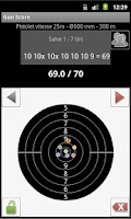 Screenshot of Gun Score Demo